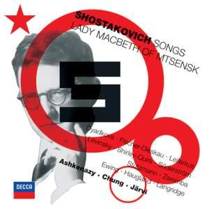 Shostakovich - Songs & Operas