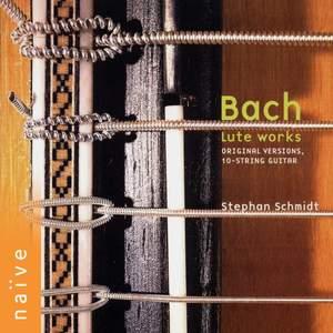 Bach, J S: Lute Suites Nos. 1-4, BWV995-997 & 1006a, etc. Product Image