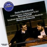 Shostakovich - Cello Concertos