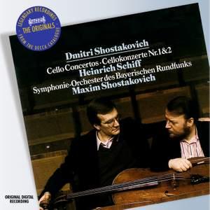 Shostakovich - Cello Concertos Product Image