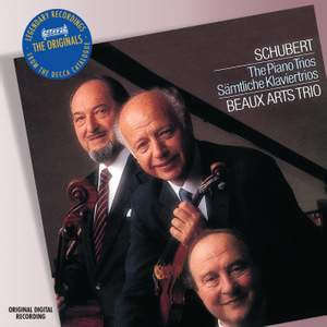 Schubert - The Piano Trios Product Image