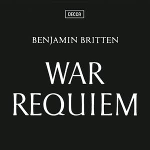 Britten: War Requiem, Op. 66 Product Image