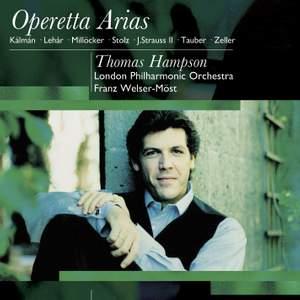 Thomas Hampson - Operetta Arias