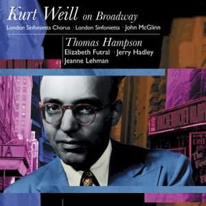Weill, K: Kurt Weil on Broadway