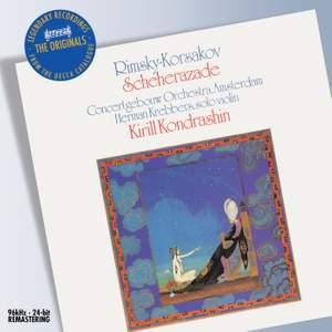 Rimsky Korsakov: Scheherazade & Borodin: Symphony No. 2 Product Image