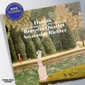 Dvorak - Piano Quintets Product Image