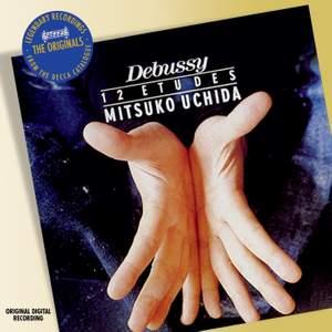 Debussy: Études pour piano (12)