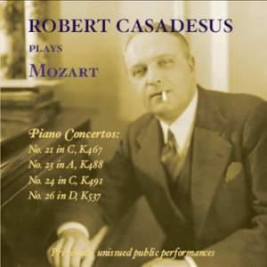 Robert Casadesus Plays Mozart Product Image