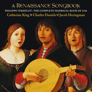 A Renaissance Songbook Product Image