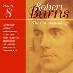 The Complete Songs of Robert Burns, Volume 8