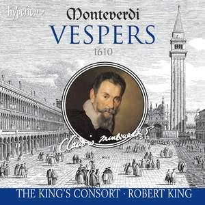 Monteverdi - Vespers Product Image