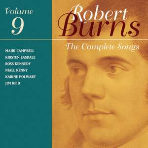 The Complete Songs of Robert Burns, Volume 9