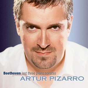 Beethoven last three piano sonatas