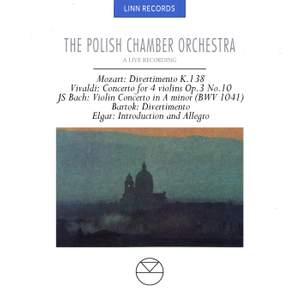 Polish Chamber Orchestra Live in Glasgow