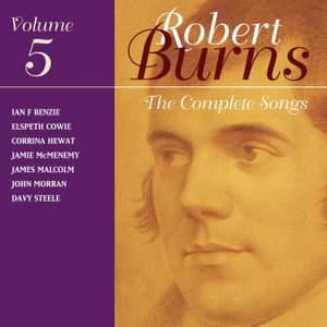 The Complete Songs of Robert Burns, Volume 5