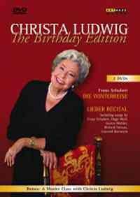 Christa Ludwig - The Birthday Edition