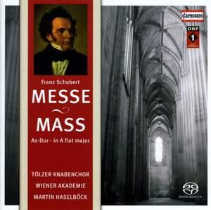 Schubert: Mass No. 5 in A flat major, D678