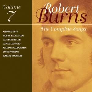 The Complete Songs of Robert Burns, Volume 7