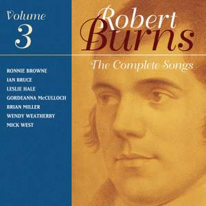 The Complete Songs of Robert Burns, Volume 3