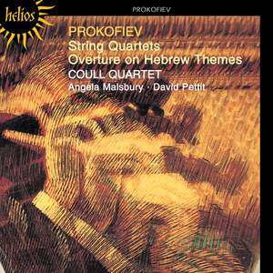 Prokofiev: String Quartets Nos. 1 & 2, Overture on Hebrew Themes Product Image