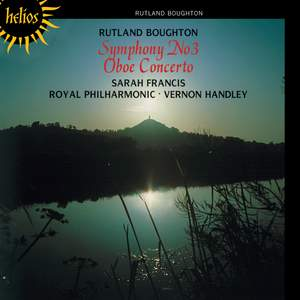 Boughton: Symphony No. 3 & Concerto for Oboe and Strings No. 1 Product Image