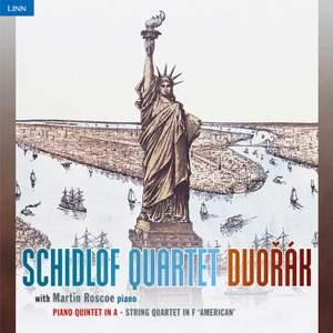 Dvorak: Piano Quintet & String Quartet No. 12 Product Image