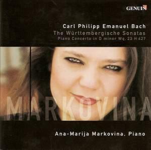 C P E Bach: The Wurttemberg Sonatas