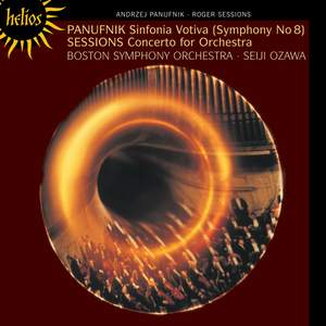 Panufnik: Symphony No. 8 & Sessions: Concerto for Orchestra