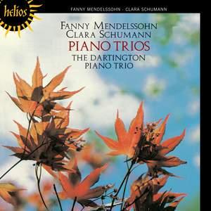 Clara Schumann & Fanny Mendelssohn: Piano Trios