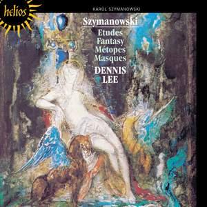 Szymanowski: Works for Piano Product Image