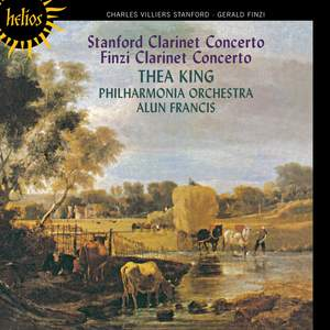 Stanford & Finzi: Clarinet Concertos Product Image