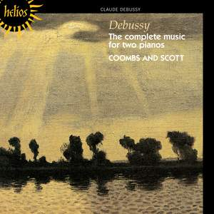 Debussy - Complete music for two pianos