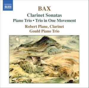Bax - Clarinet Sonatas Product Image