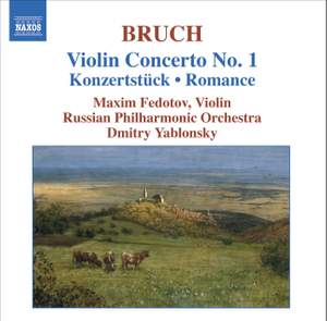 Bruch: Violin Concerto No. 1 in G minor, Op. 26, etc. Product Image