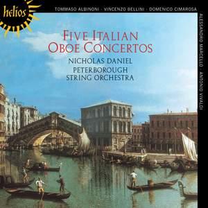 Five Italian Oboe Concertos