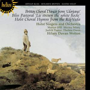 Britten: Choral Dances from Gloriana, Op. 53, etc. Product Image