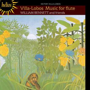 Villa-Lobos: Music for Flute Product Image