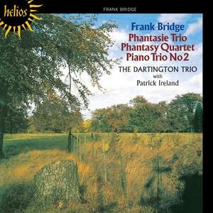Bridge: Phantasie Trio, Piano Trio & Phantasy for piano quartet Product Image