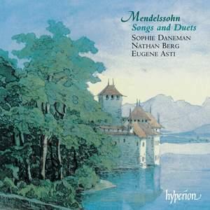 Mendelssohn - Songs & Duets Volume 1