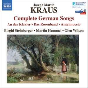 Kraus - Complete German Songs