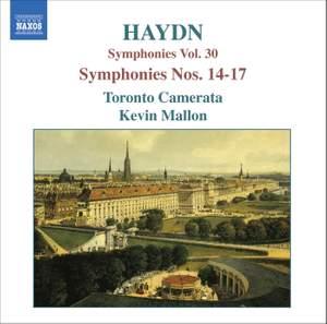 Haydn - Symphonies Volume 30