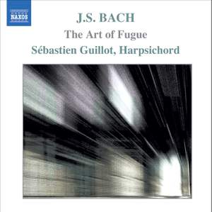 Bach, J S: The Art of Fugue, BWV1080a