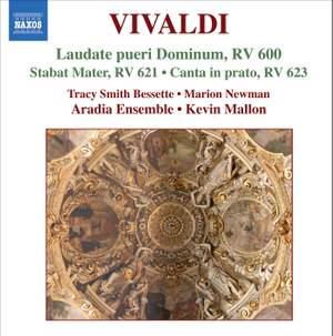Vivaldi - Sacred Music Volume 2