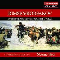 Rimsky Korsakov - Overture and Suites from the Operas