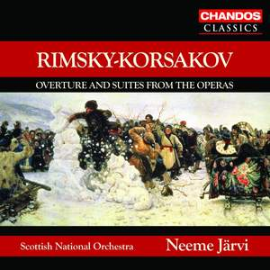 Rimsky Korsakov - Overture and Suites from the Operas
