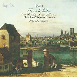 J.S Bach: The French Suites Product Image