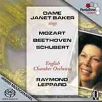 Dame Janet Baker sings Opera Arias & Lieder