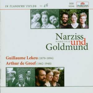 In Flanders Fields Volume 46 - Piano Trios Product Image