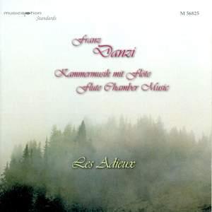 Franz Danzi: Flute Chamber Music