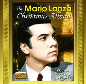 The Mario Lanza Christmas Album (1950-1952) Product Image